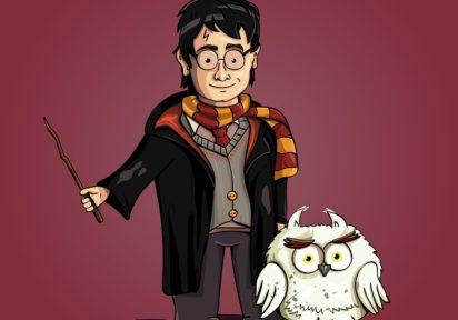 Harry Potter și puterea prieteniei<br><br><span class=
