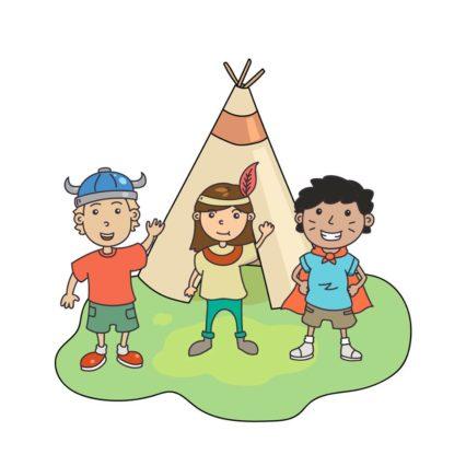 trib copii