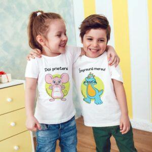 Set tricouri prieteni