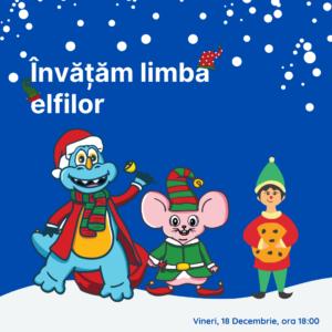 Atelier Învățăm limba elfilor