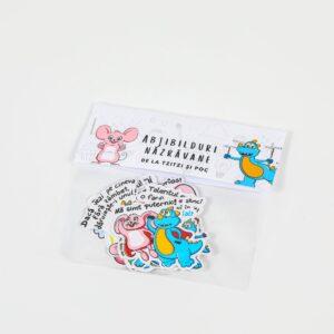 Set 10 stickere