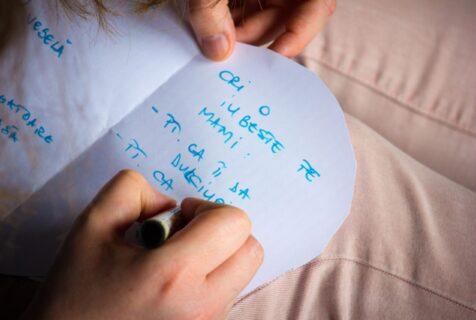 Ce limbaj al iubirii vorbește copilul tău?