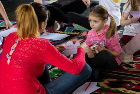 Cum îi învățăm pe copii despre respect